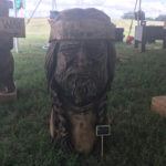 Wood Carving Entertainment